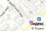 Схема проезда до компании Сеть автомоек в Одессе