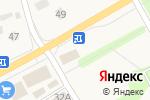 Схема проезда до компании Магазин мяса и рыбы в Романовке
