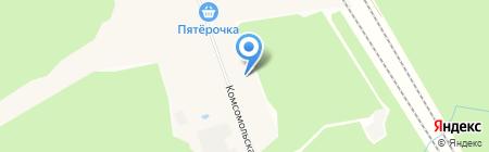 Мировые судьи Тосненского района на карте Феклистово