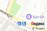 Схема проезда до компании Arcton-Systems в Одессе