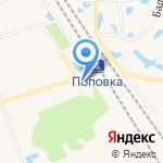 NGT на карте Санкт-Петербурга