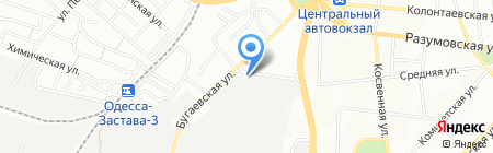 Grand Travel на карте Одессы
