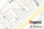 Схема проезда до компании Ремсервис в Одессе
