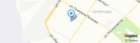 Детский сад-школа I ступени на карте Одессы
