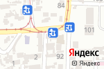 Схема проезда до компании Абсолют в Одессе