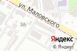 Схема проезда до компании Центр спортивного бального танца в Одессе