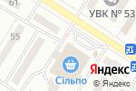 Схема проезда до компании Konica в Одессе