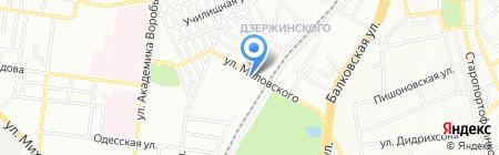 Новый свет на карте Одессы