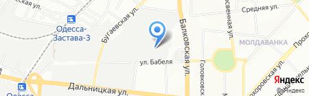 Насосик на карте Одессы