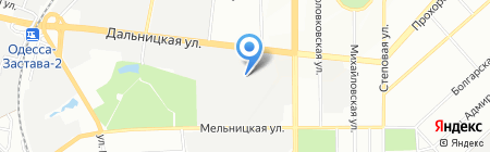 СЭА Электроникс на карте Одессы