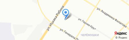 Детский сад-ясли №197 на карте Одессы