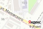 Схема проезда до компании АБ Південний, ПАТ в Одессе