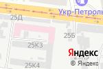 Схема проезда до компании Артемида АСС в Одессе