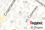 Схема проезда до компании Веселые тигрята в Одессе
