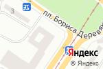 Схема проезда до компании Родной Город в Одессе