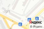 Схема проезда до компании Киоск по ремонту обуви в Одессе