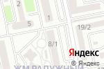 Схема проезда до компании Модняшка в Лиманке