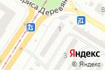 Схема проезда до компании Експрес Фінанс в Одессе