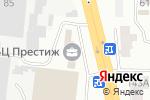 Схема проезда до компании Вайтер Юг в Одессе