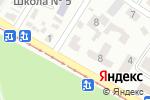 Схема проезда до компании Партнер-Юг в Одессе