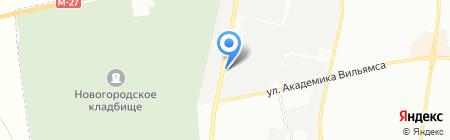 Домус Керамика на карте Одессы