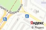 Схема проезда до компании МериЯ цветов в Одессе