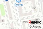 Схема проезда до компании Премьер-Недвижимость в Лиманке