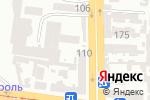 Схема проезда до компании Станция №1 в Одессе