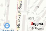 Схема проезда до компании ОДСК в Одессе