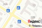 Схема проезда до компании Сказка в Одессе