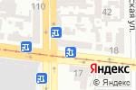 Схема проезда до компании Art Print в Одессе
