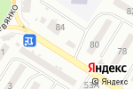 Схема проезда до компании Pizza de Angello в Одессе