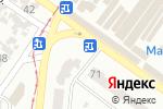 Схема проезда до компании Овощной возле дома в Одессе
