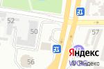 Схема проезда до компании АЗС Катрал в Одессе