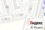 Схема проезда до компании ЖК Радужный в Лиманке