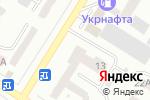 Схема проезда до компании Office-Master в Одессе