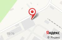 Схема проезда до компании Тотал Сервис в Мяглово