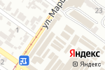 Схема проезда до компании Прованс в Одессе