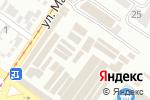 Схема проезда до компании Eskaro в Одессе