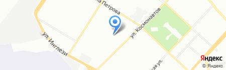 Детский сад-ясли №171 на карте Одессы