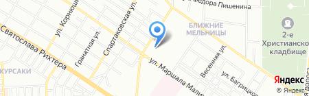 GutMontage на карте Одессы