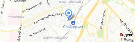 Стар Энержи на карте Одессы