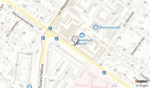 Sonmat. Схема проезда в Одессе