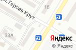 Схема проезда до компании Аталина в Одессе