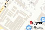 Схема проезда до компании ОВ-К в Одессе