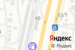 Схема проезда до компании DeltaHouse в Одессе