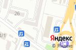 Схема проезда до компании Городское отделение связи №121 в Одессе