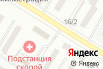 Схема проезда до компании Green Tara в Одессе