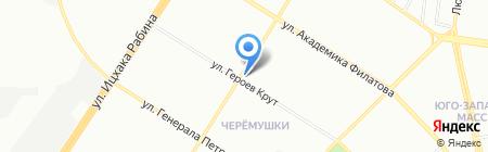 Бункер на карте Одессы