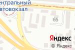 Схема проезда до компании Шаучак в Одессе